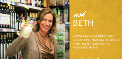 AB 01: What Are Some Inexpensive Ways I Can Live Chemical-Free?